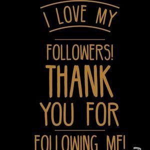 ❤️❤️  I love my followers, man! ❤️❤️